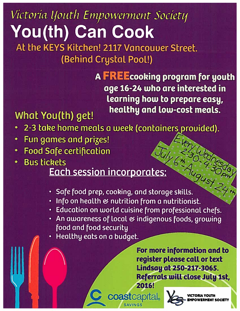 programs the victoria youth empowerment society thumb
