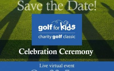 Golf For Kids Online Event